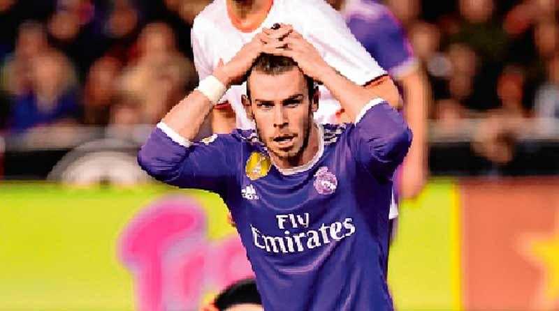 La Liga -Valencia beat Real Madrid