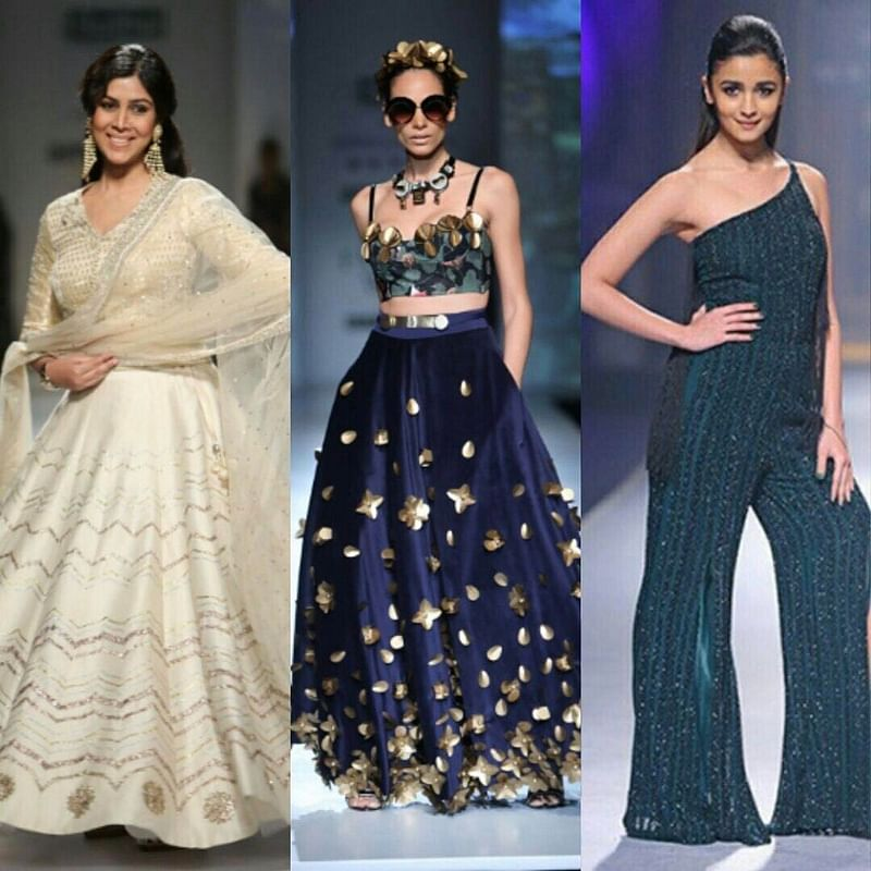AIFW A-W `17: Alia Bhatt, Sakshi Tanwar among others set the ramp on fire