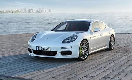 Porsche launches new Panamera; to roll out its hybrid shortly