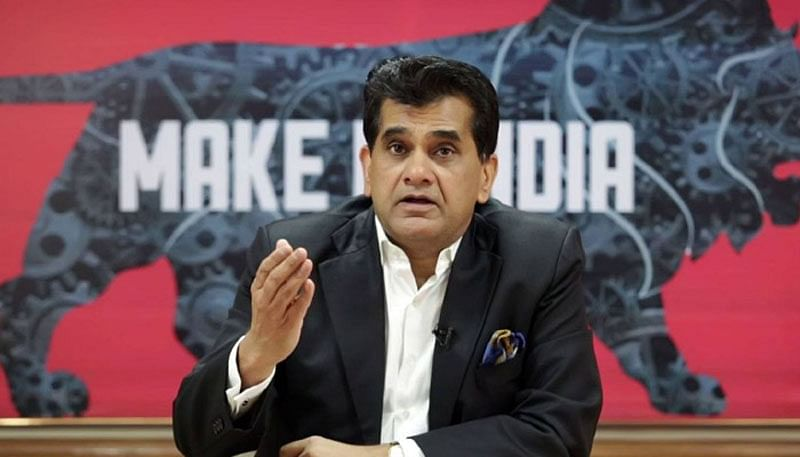 Urbanisation to be big driver of Indian economic growth: Amitabh Kant