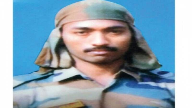 Body of slain jawan killed at the LoC to be brought home today