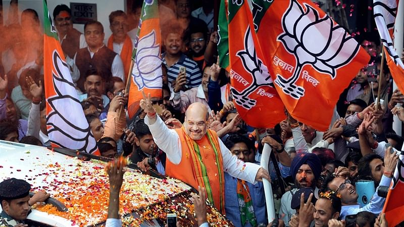 Major political parties spent Rs 5,500 crore on Uttar Pradesh poll campaign: Study
