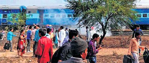 Bhopal: Blast in Bhopal-Ujjain passenger, 9 injured