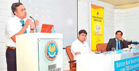 Indore: CAs have to be cautious in banks' audit this time