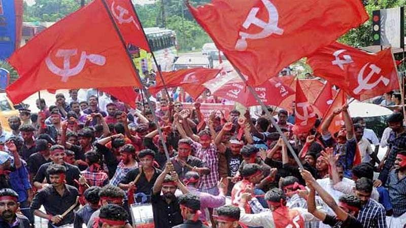 Left-RSS bad blood mars peace in Kerala
