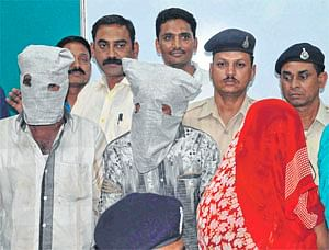 Ujjain: Chain snatching gang busted, 3 arrested