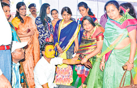 Indore: Divyang wedding all set to create records of sorts, admin goes all out to make event one of its kind