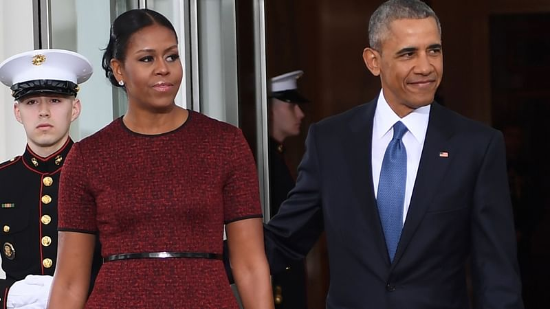 Barack Obama and Michelle Obama sign book deals with Penguin Random House