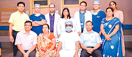 Indore: Family members of liver transplant patient take oath for organ donation