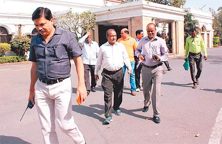 Indore: Holkar Stadium sealed over property tax dues