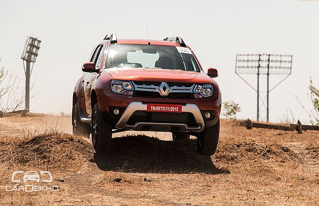 Renault Duster Petrol Automatic Coming Soon!