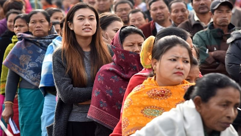 Manipur Elections 2017: Over 83% people vote, polling peaceful