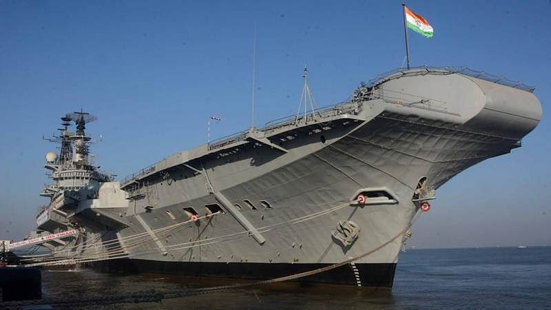 Momentous occasion for Alang; INS Viraat set for dismantling