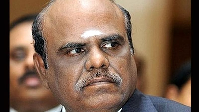 Justice Karnan demands compensation of Rs 14 crore from SC for disturbing his mind, normal life