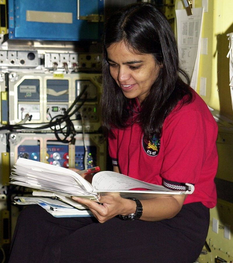 Lesser known facts and quotes of by Kalpana Chawla, the Indian-American astronaut