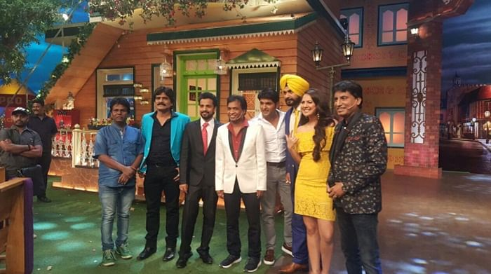 Kapil Sharma shoot cancelled, Ali Asgar join new show