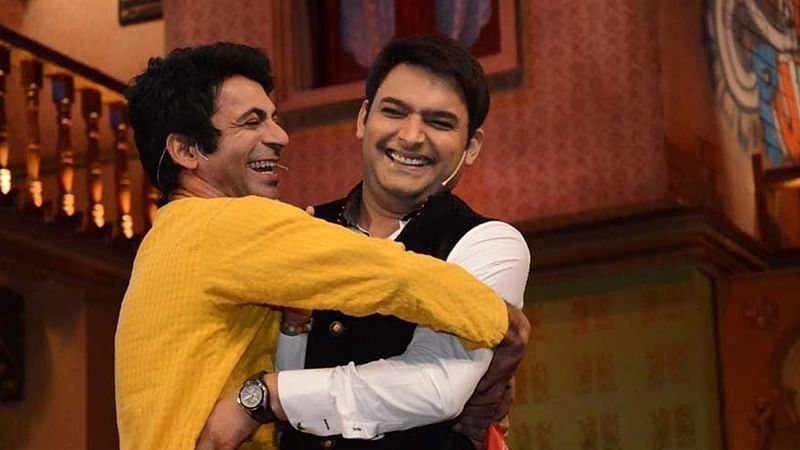 Never threw a shoe at him: Kapil Sharma reveals details on his brawl with Sunil Grover