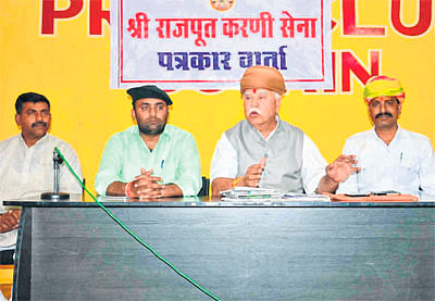 Ujjain: Rajput Karni Sena to take out rally against the reservation system on Feb 21