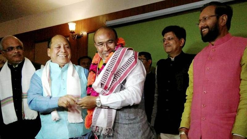 7 things you should Know about Manipur new CM N. Biren Singh