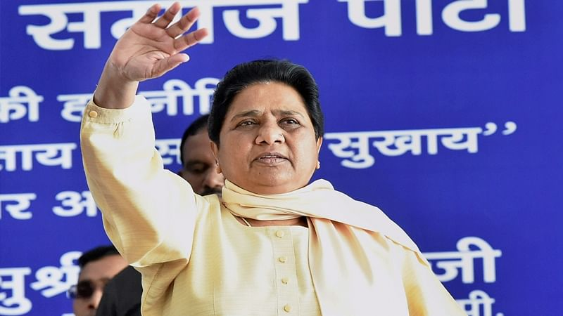 Mayawati joins Twitter to interact with media, people