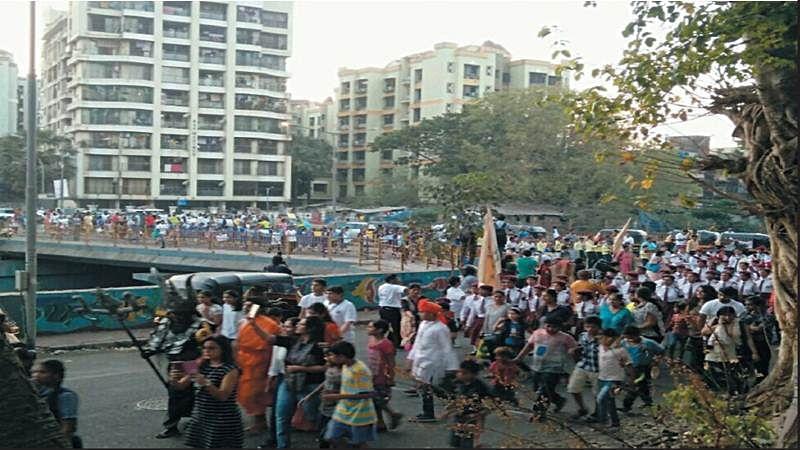 Mumbai: Mega 'River March' to save natural streams of the city