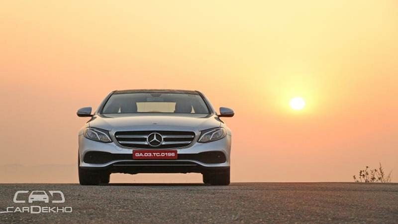 2017 Mercedes-Benz E-Class LWB launched at Rs 56.15 lakh