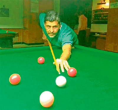 Bhushan Shahade, Patel charge ahead