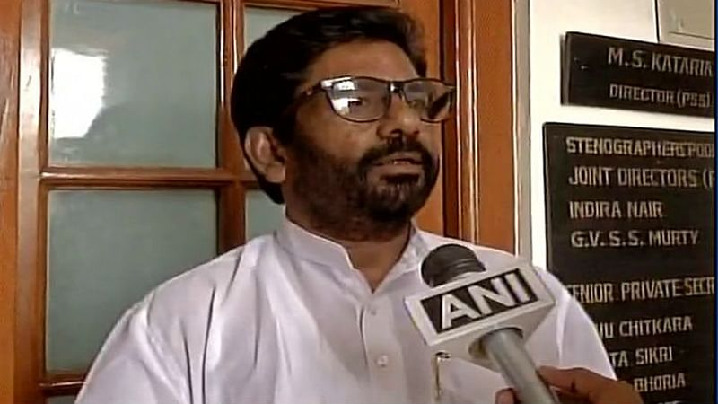 Mumbai: Shiv Sena MP Ravindra Gaikwad says he won't apologies to Air India staffer