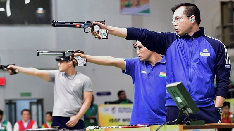 Shooting World Cup: NRAI thanks International Olympic Committee for clearing 14 Olympics quotas