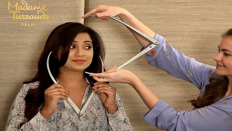 Shreya Ghoshal to get wax statue at Madame Tussauds