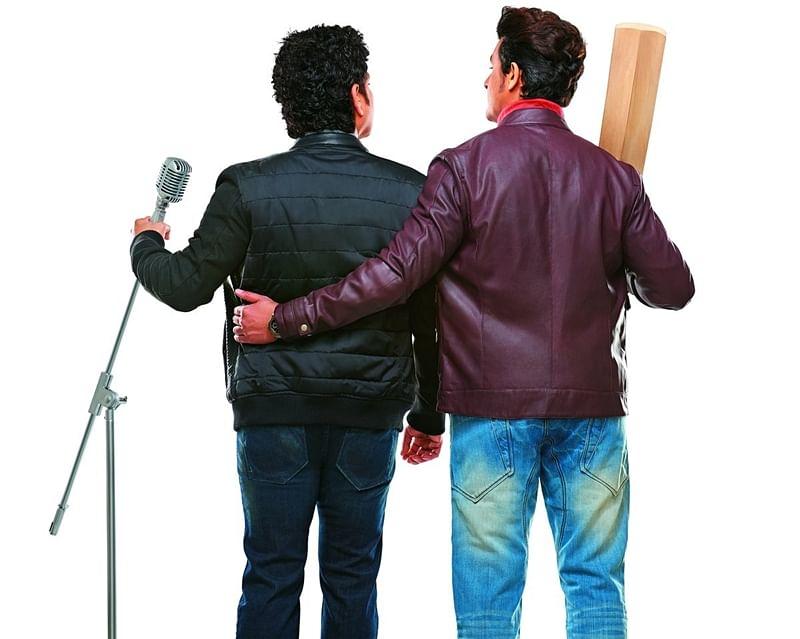 Sachin Tendulkar, Sonu Nigam's new picture creates a mystery among fans