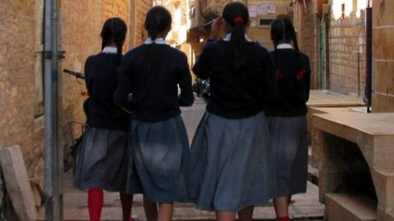 Girls of residential school forced to strip by Principal