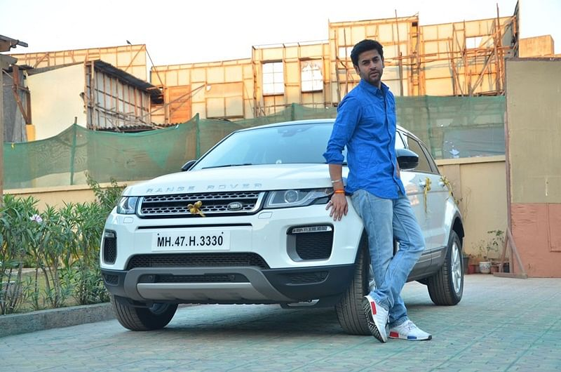 Watch Shashank Vyas new luxury Range Rover car!