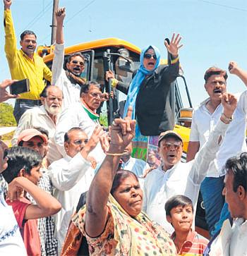 Bhopal Municipal Corporation demolition drive put on hold