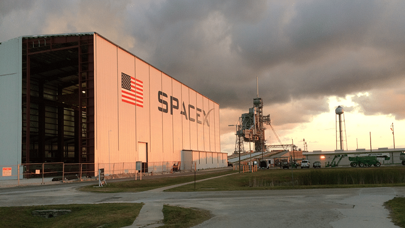 SpaceX's Crew Dragon ship test runs into troubles
