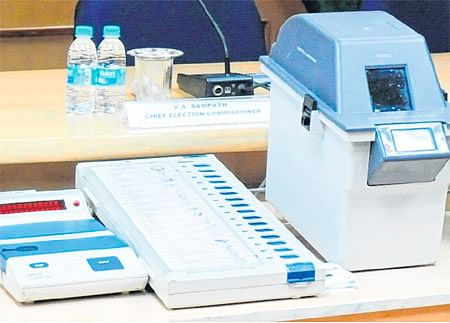 Bhopal: VVPAT to be used for the first time in state by-polls