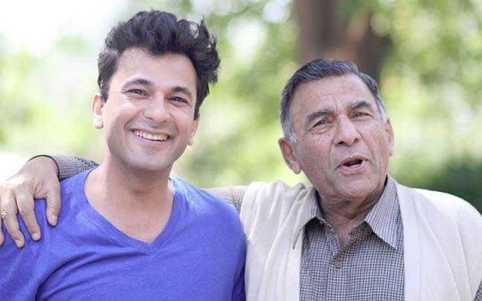 Chef Vikas Khanna's heart breaking message about his late Dad you must read