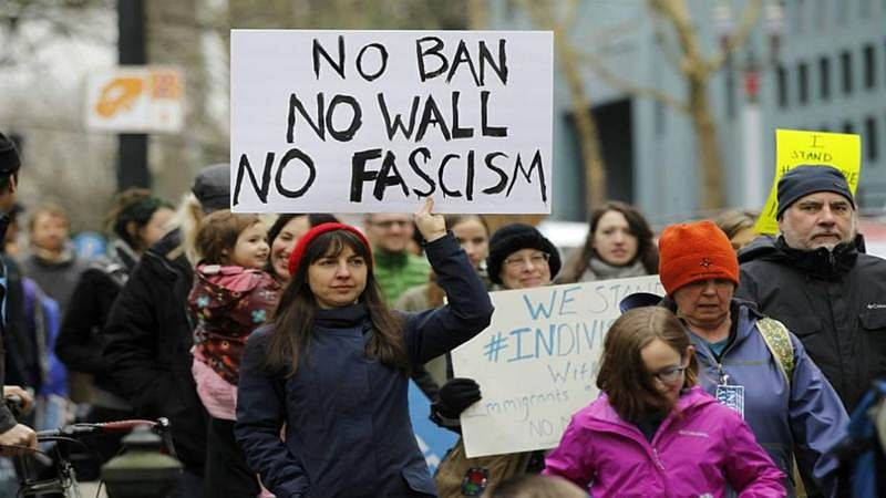 New travel ban doesn't keep US safe: Indian-American lawmakers