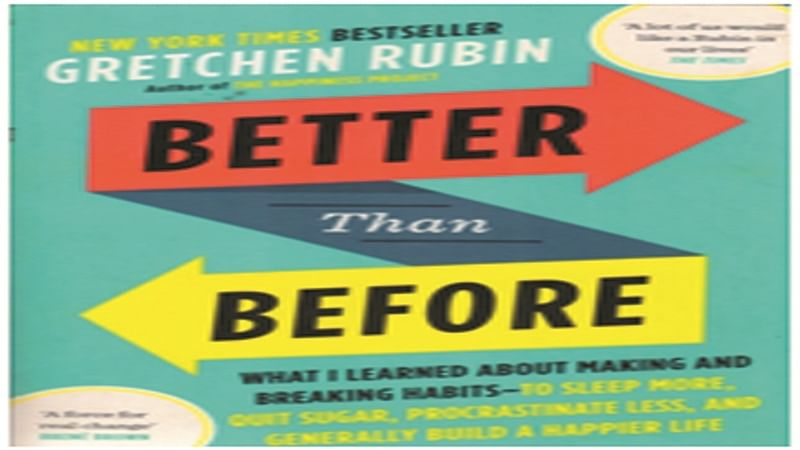 Better Than Before- Review