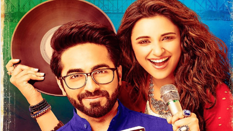 Meri Pyaari Bindu new poster is out: Parineeti and Ayushmann are looking energetic