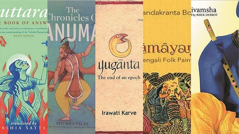 HINDU MYTHOLOGY: A thin line between epic and reality