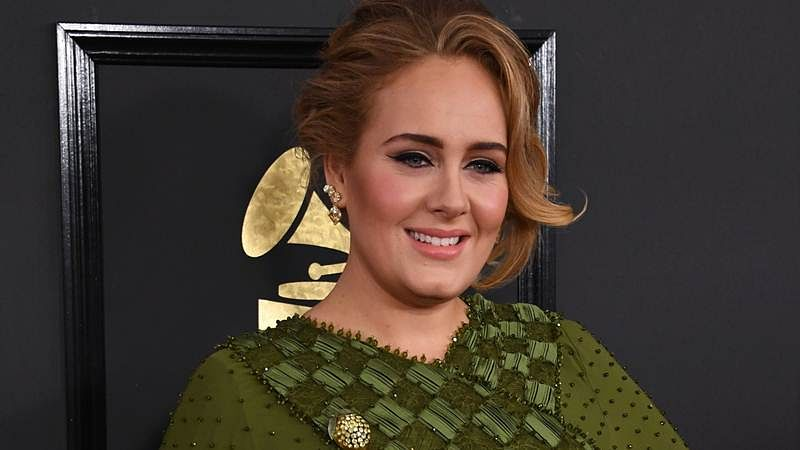 Adele's Twitter secret
