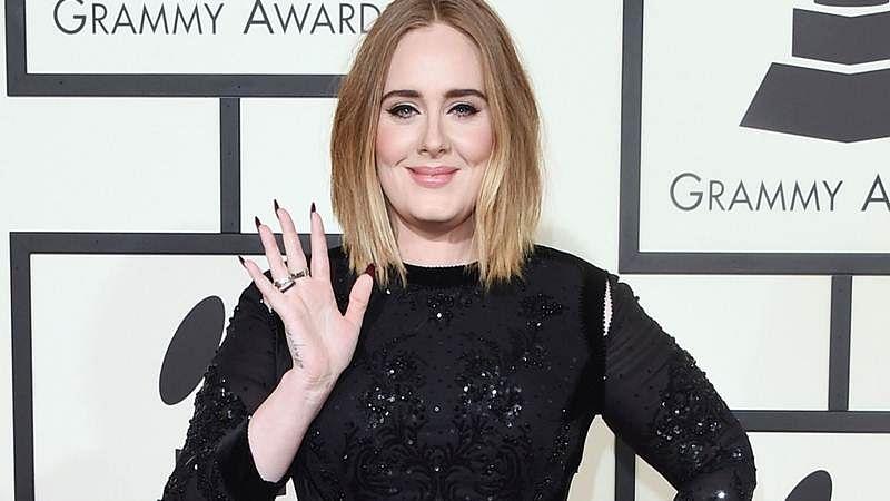 Adele in under 30s rich musicians list