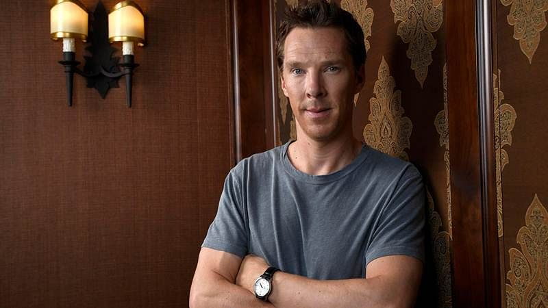 Benedict turns 400-year-old…for a movie