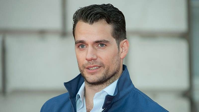 One tweet and Henry Cavill is in…