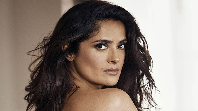Salma Hayek bored of playing 'sexy' roles