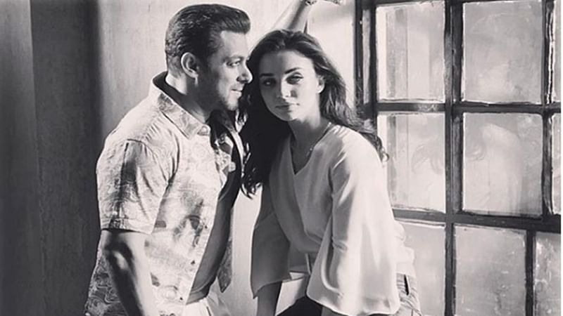 Check out: Salman Khan and Amy Jackson in the new 'Being Human' campaign