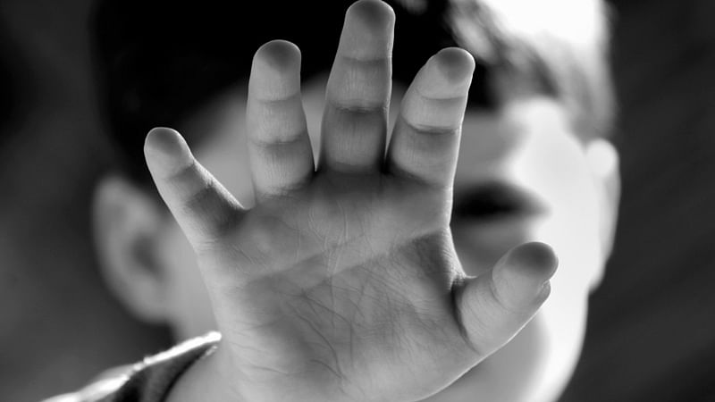 SSB arrests one human trafficker rescues 7 children Children