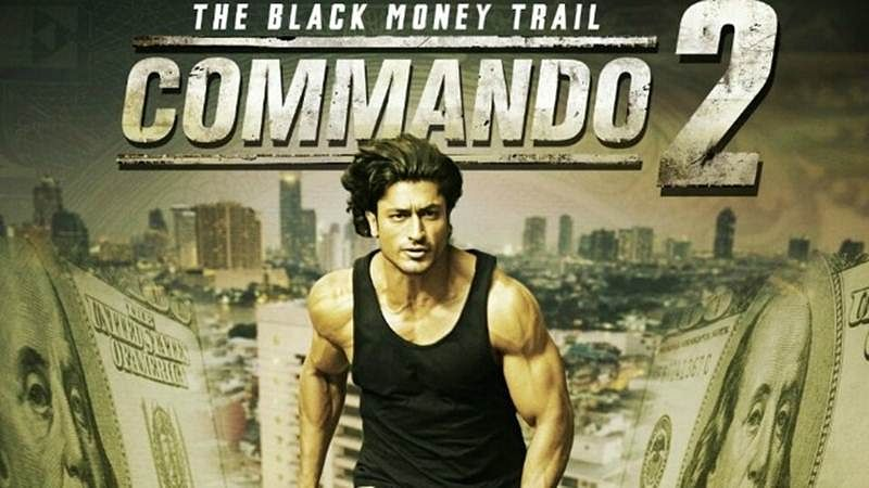 Commando 2: Spurious rabble-rousing in the name of action