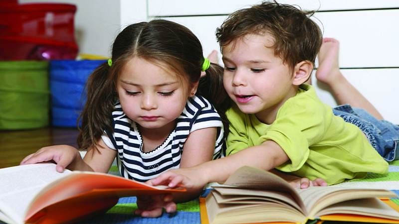 Kid's reading abilities can be gauged by DNA